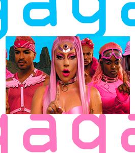 """Ela voltou! Lady Gaga lança """"Stupid Love"""" em parceria com a Apple"""