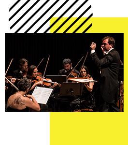 Camerata Florianópolis divulga campanha de financiamento coletivo para recitais virtuais