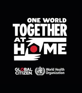 Festival One World: Together At Home reúne feras da música neste sábado