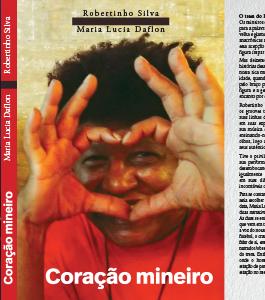 """Robertinho Silva lança seu novo livro: """"Coração Mineiro"""""""
