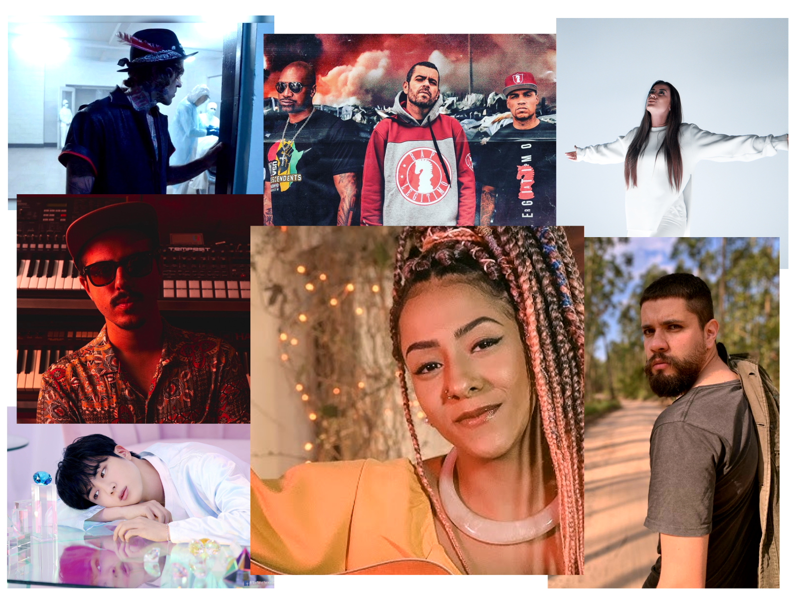 Confira os destaques dos singles e vídeos lançados essa semana